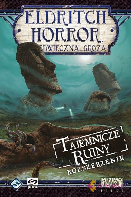 Eldritch Horror: Tajemnicze Ruiny | Galakta
